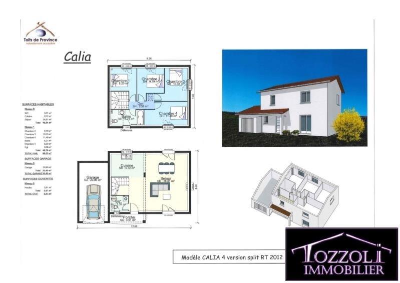 Vente maison / villa St quentin fallavier 247700€ - Photo 2
