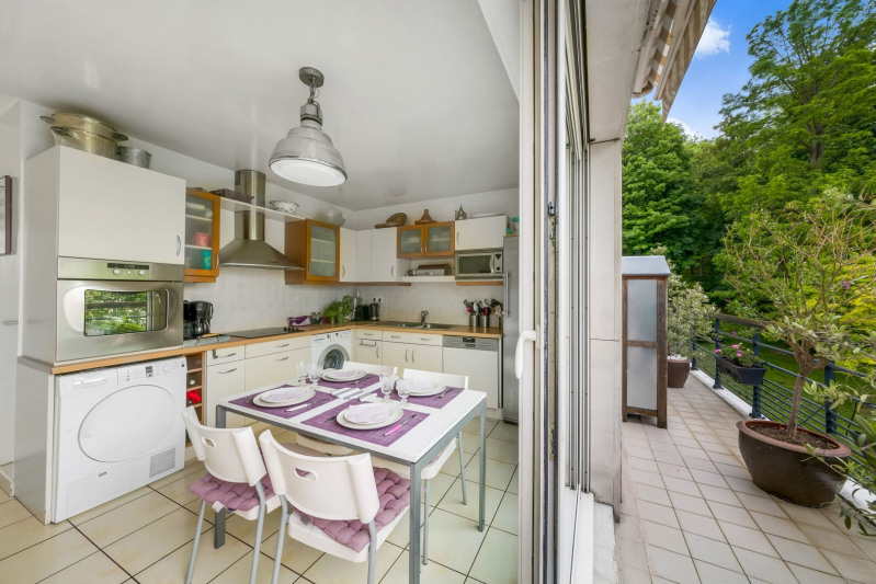 Immobile residenziali di prestigio appartamento Issy-les-moulineaux 1575000€ - Fotografia 5