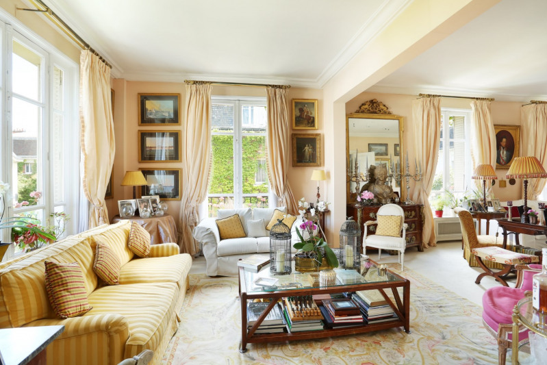 Deluxe sale apartment Neuilly-sur-seine 2390000€ - Picture 3