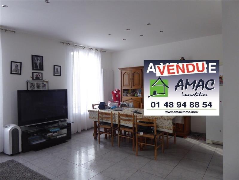 Vente maison / villa Villemomble 316000€ - Photo 2