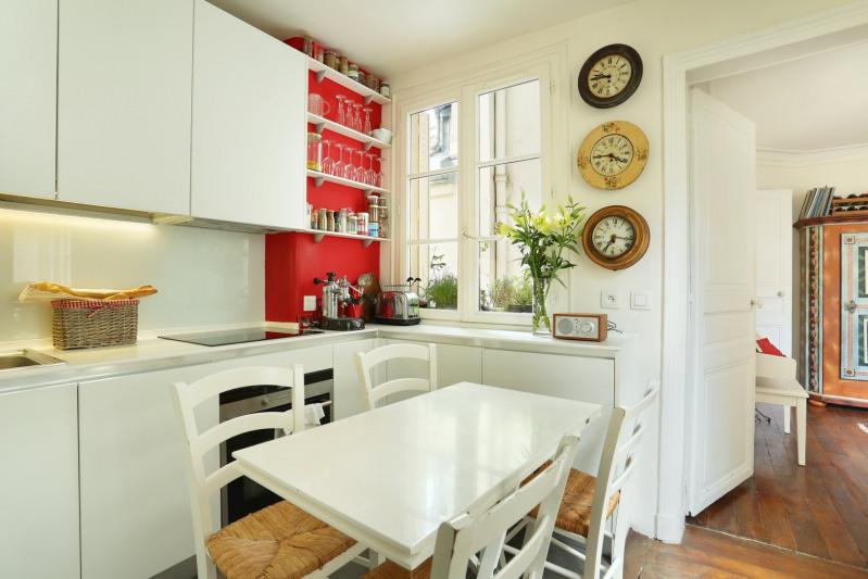 Verkoop van prestige  appartement Paris 4ème 735000€ - Foto 3