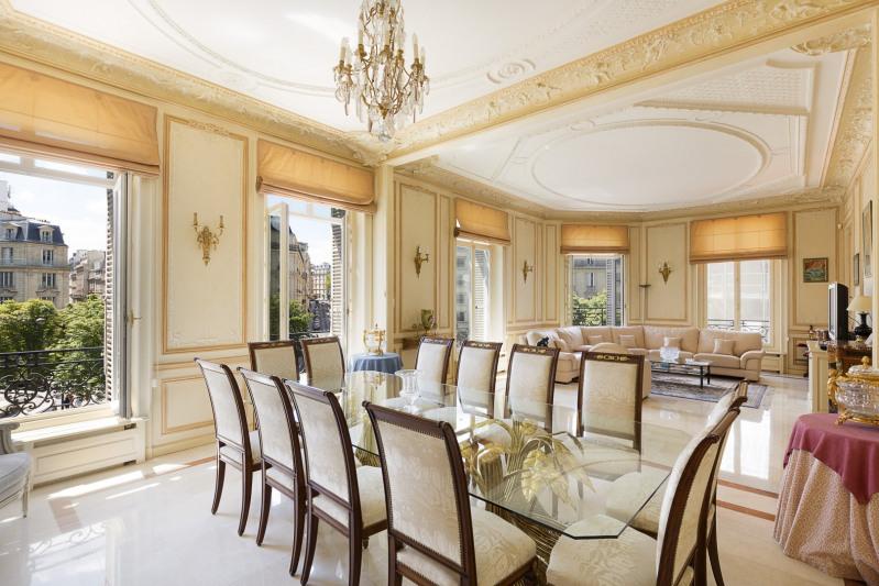 Immobile residenziali di prestigio appartamento Paris 8ème 4200000€ - Fotografia 2