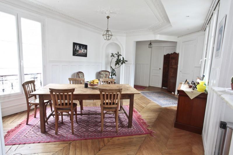 Rental apartment Paris 11ème 2450€ CC - Picture 1