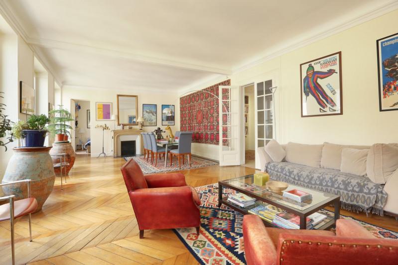 Verkoop van prestige  appartement Paris 9ème 1770000€ - Foto 3