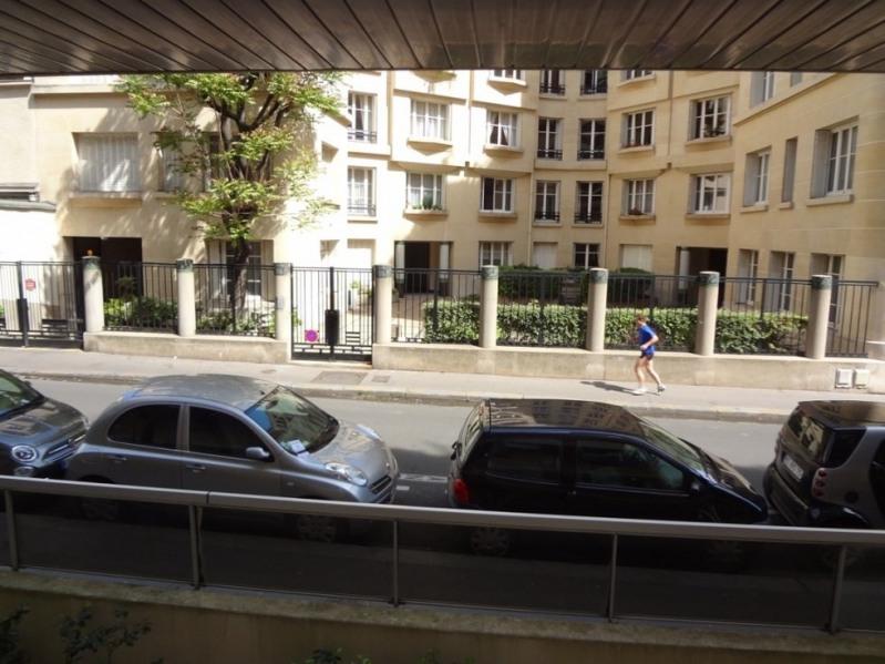 Vente appartement Paris 16ème 445000€ - Photo 2