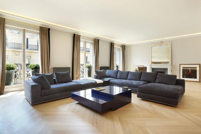 Verkoop van prestige  appartement Paris 8ème 5720000€ - Foto 1