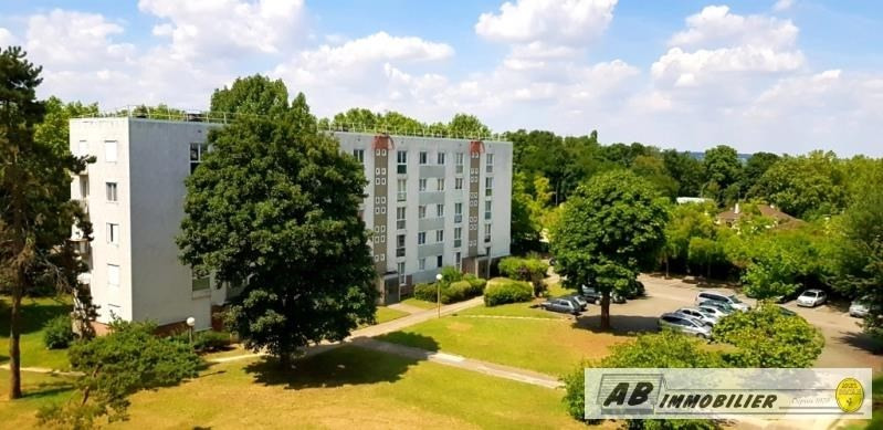 Vente appartement Poissy 122 000€ - Photo 1
