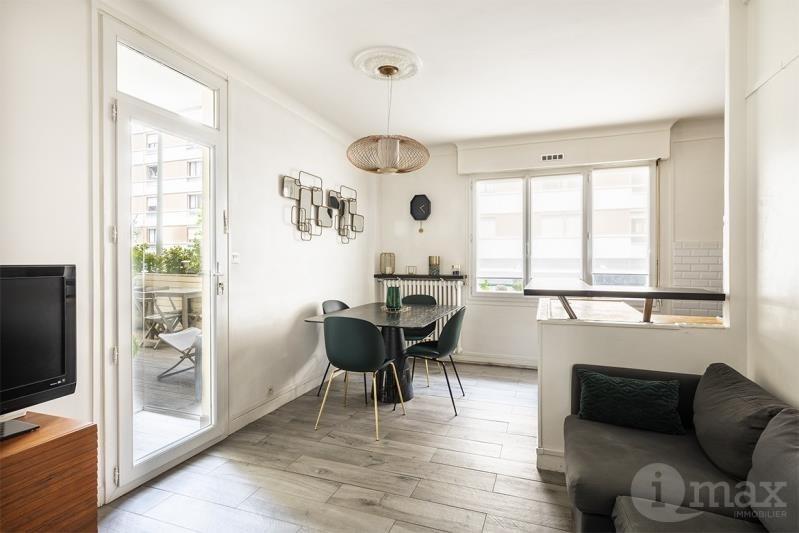 Sale apartment Courbevoie 565000€ - Picture 2
