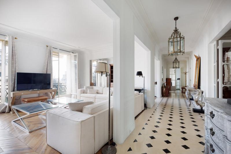 Vente de prestige appartement Paris 16ème 3700000€ - Photo 3