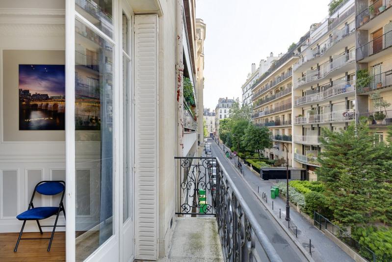 Revenda residencial de prestígio apartamento Paris 16ème 1790000€ - Fotografia 2
