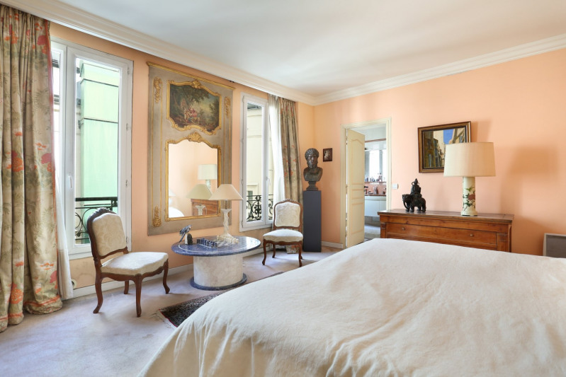 Vente de prestige appartement Paris 8ème 1365000€ - Photo 7