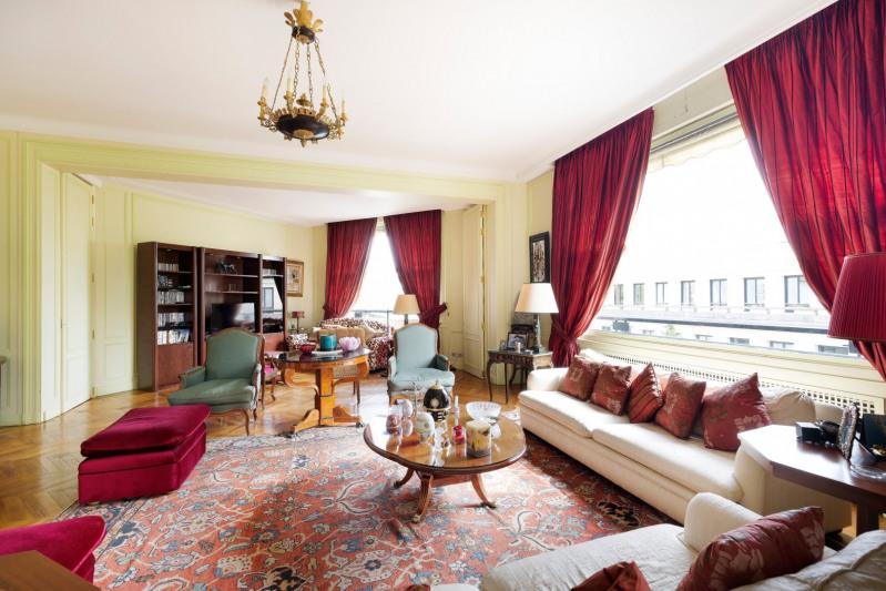 Deluxe sale apartment Paris 16ème 2900000€ - Picture 2