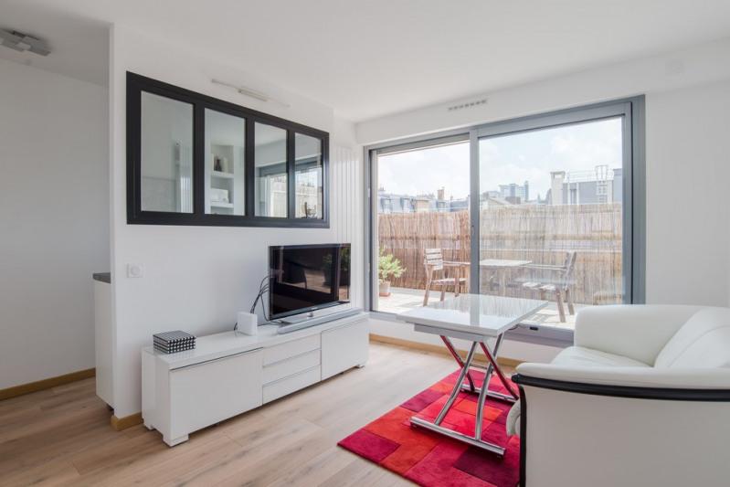Sale apartment Paris 15ème 480000€ - Picture 4