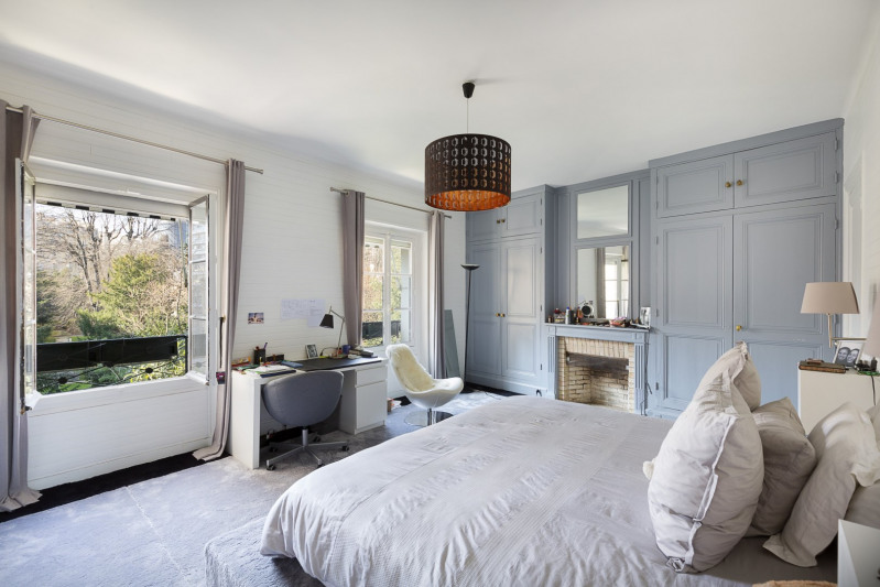 Revenda residencial de prestígio palacete Paris 16ème 11500000€ - Fotografia 17