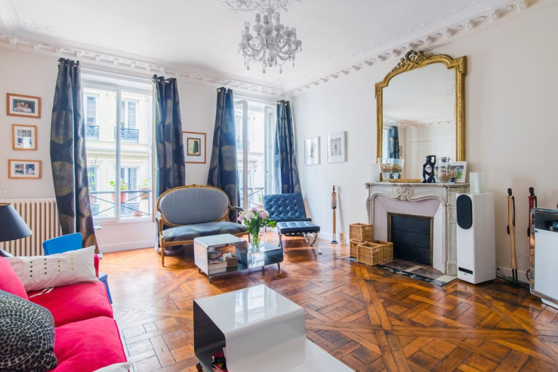 Vente de prestige appartement Paris 9ème 1 250 000€ - Photo 1