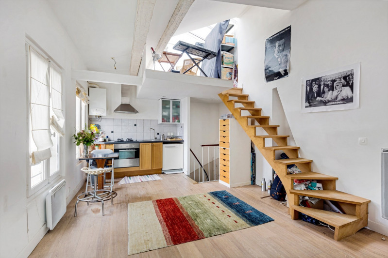 Venta de prestigio  apartamento Paris 7ème 2771000€ - Fotografía 7
