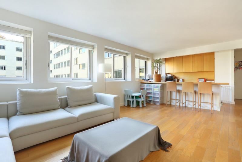 Revenda residencial de prestígio apartamento Paris 7ème 1297000€ - Fotografia 2