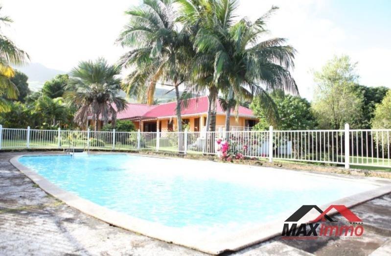 Vente maison / villa St philippe 450000€ - Photo 3