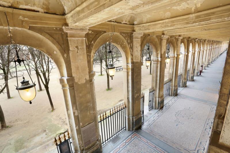 Aрендa квартирa Paris 1er 2400€ CC - Фото 10