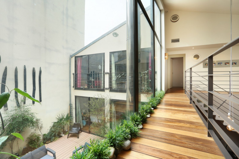 Revenda residencial de prestígio loft Paris 15ème 4495000€ - Fotografia 9