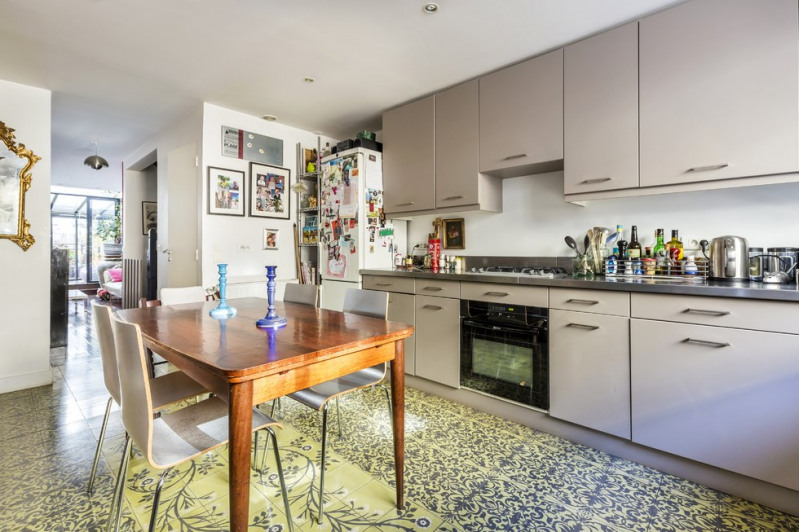 Deluxe sale apartment Paris 18ème 1750000€ - Picture 11