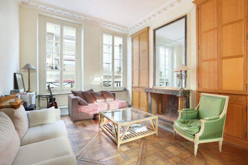 Vente de prestige appartement Paris 3ème 1500000€ - Photo 1