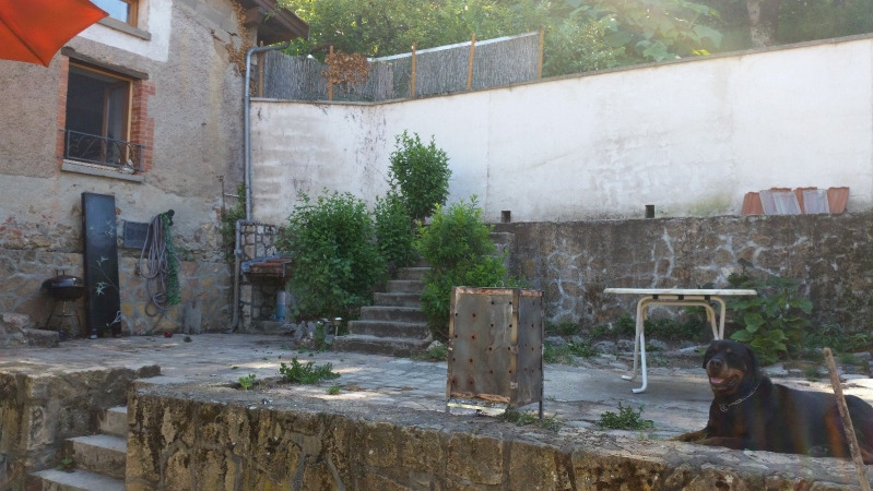 Vente maison / villa Yzeron 159000€ - Photo 8