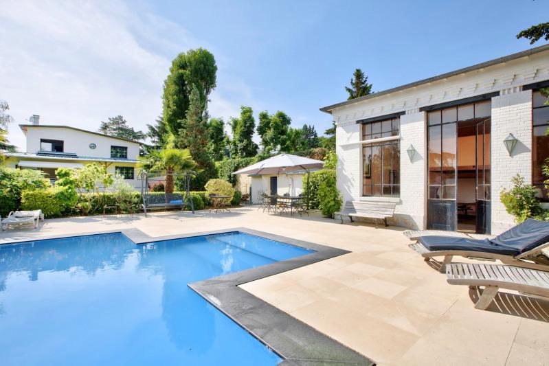 Venta de prestigio  casa Le vésinet 2300000€ - Fotografía 1