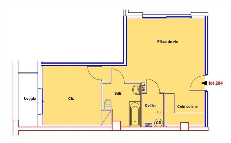 Vente de prestige appartement Soissons 162300€ - Photo 4