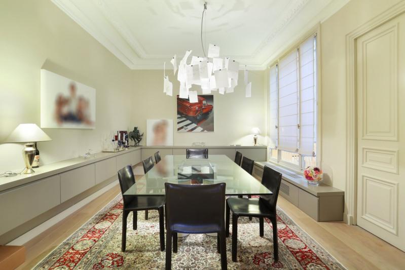 Vente de prestige appartement Paris 8ème 2650000€ - Photo 5