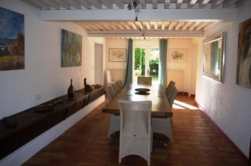 Revenda residencial de prestígio casa Les cotes d arey 488000€ - Fotografia 7