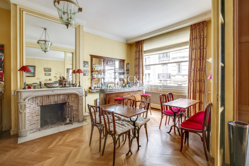 Sale apartment Paris 16ème 2 190 000€ - Picture 3