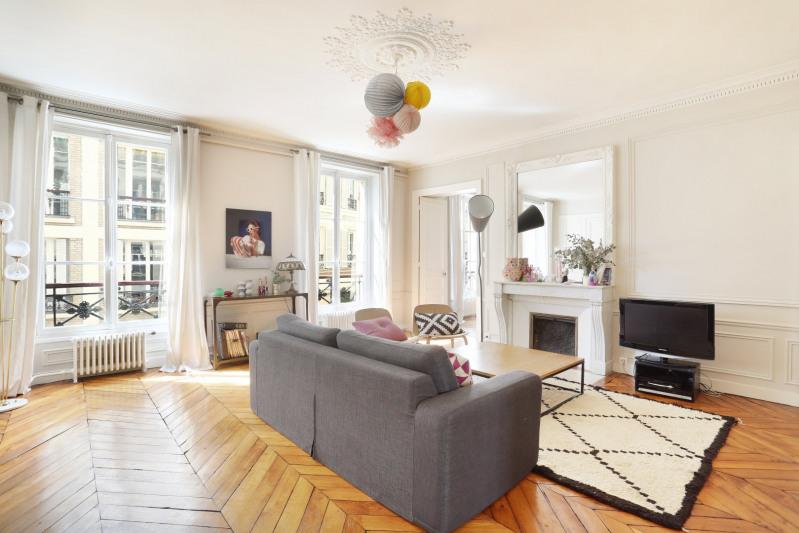 Vente de prestige appartement Paris 9ème 1545000€ - Photo 1