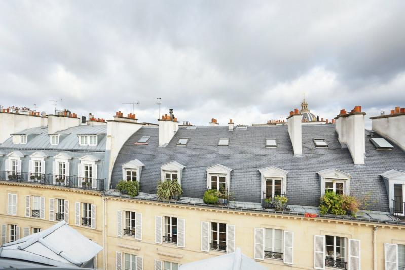 Verhuren  appartement Paris 6ème 1000€ CC - Foto 10