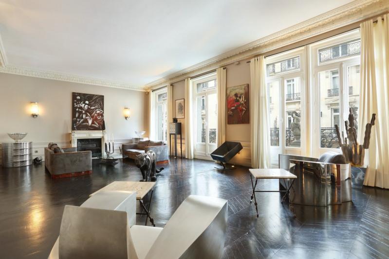 Vente de prestige appartement Paris 8ème 4320000€ - Photo 3