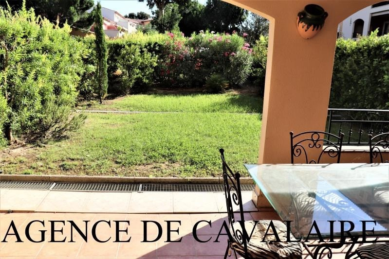 Vente appartement Cavalaire sur mer 249 000€ - Photo 1