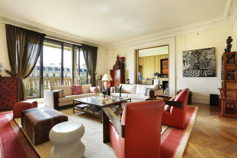 Deluxe sale apartment Paris 16ème 4900000€ - Picture 1