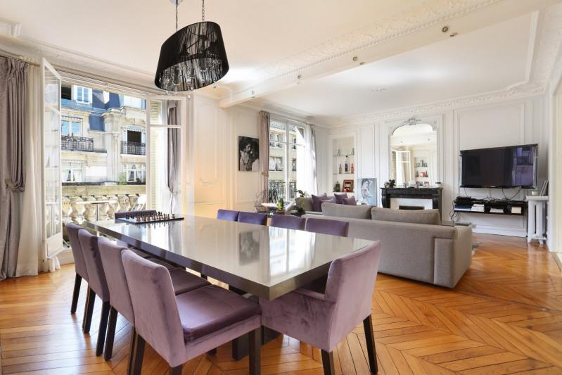 Revenda residencial de prestígio apartamento Paris 16ème 2120000€ - Fotografia 3