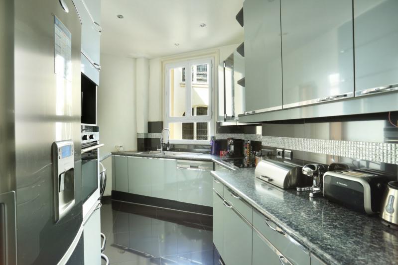 Revenda residencial de prestígio apartamento Paris 16ème 2120000€ - Fotografia 6