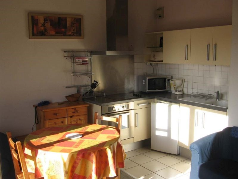 Rental apartment Eugenie les bains 308€ CC - Picture 1