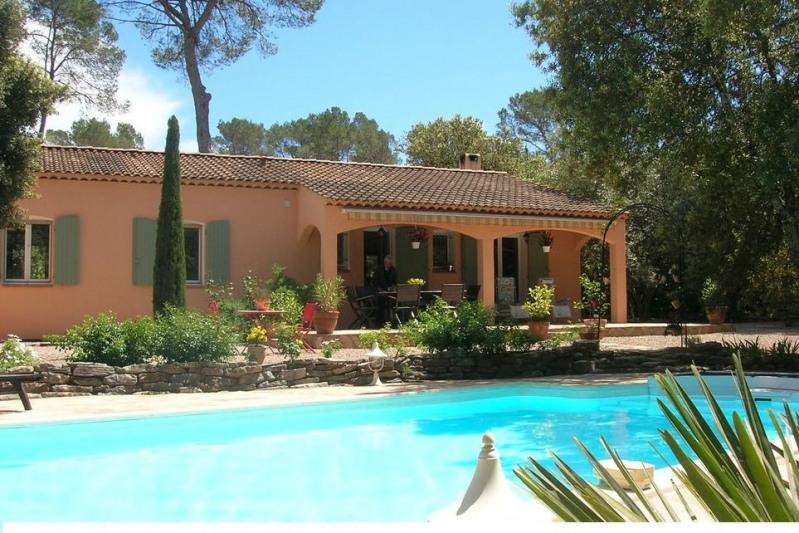 Sale house / villa Lorgues 415000€ - Picture 1