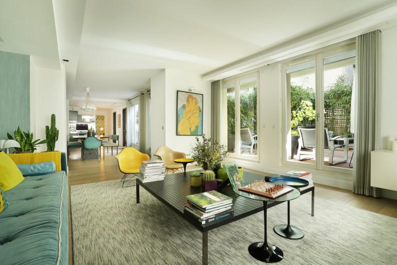 Revenda residencial de prestígio apartamento Paris 7ème 3330000€ - Fotografia 2