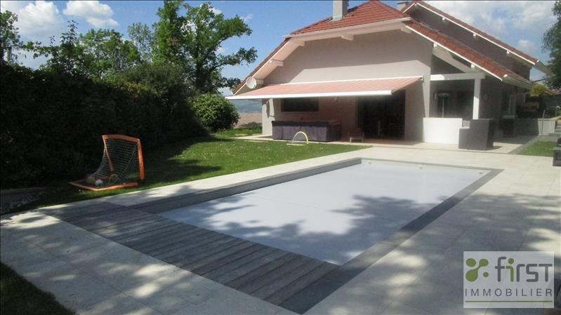Vente de prestige maison / villa Seynod 787500€ - Photo 1