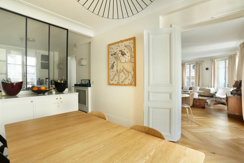Vente de prestige appartement Paris 8ème 2050000€ - Photo 4