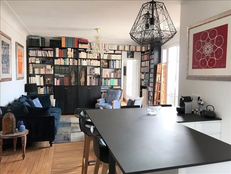 Venta  apartamento Asnieres sur seine 327000€ - Fotografía 3