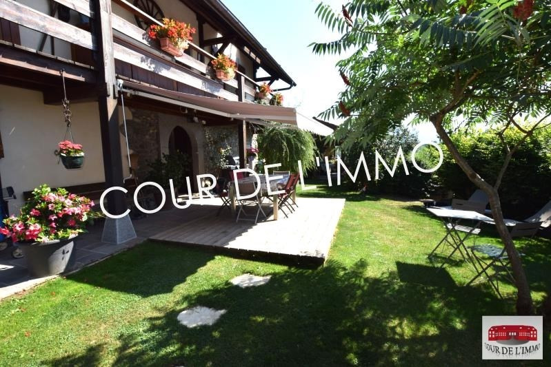 Deluxe sale house / villa Esery 659000€ - Picture 4