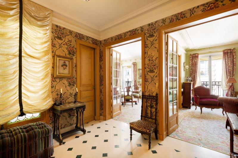 Verkauf von luxusobjekt wohnung Paris 16ème 1800000€ - Fotografie 5