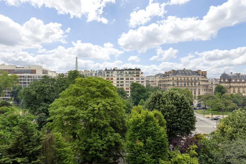 Paris XVIe - Avenue Foch - Pied-à-terre avec vue