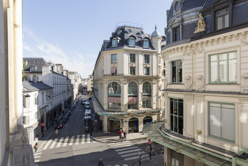 Deluxe sale apartment Paris 7ème 1890000€ - Picture 3