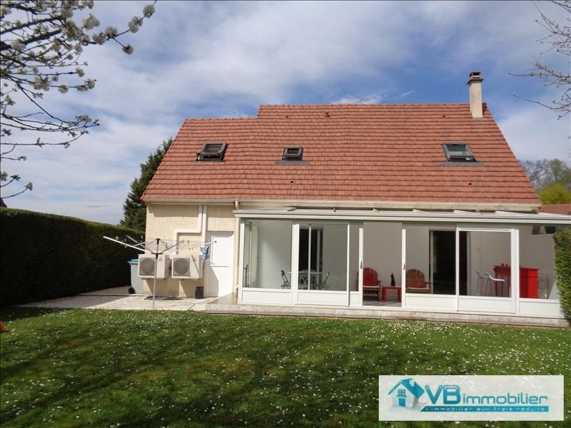 Sale house / villa La queue en brie 422 000€ - Picture 1